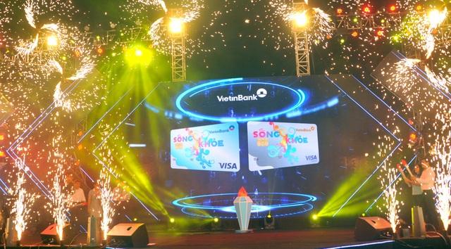 Ra mắt chính thức thẻ Visa Debit Sống Khỏe của VietinBank