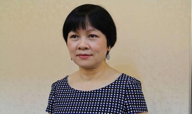 TS Khuất Thu Hồng.