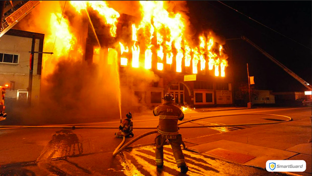 SmartGuard: Áp dụng công nghệ trong giám sát tuần tra giúp hạn chế cháy nổ tối đa - 1
