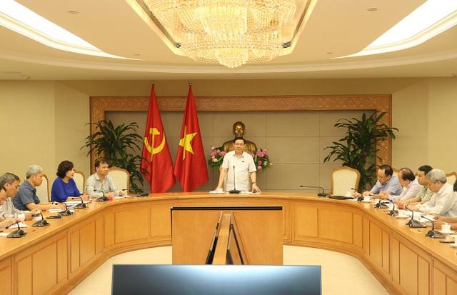 Phó Thủ tướng nhận định, mục tiêu CPI dưới mức 4% hoàn toàn có khả năng kiểm soát