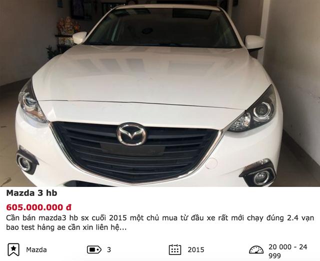 """Lạ thường những chiếc Mazda3 """"cá vàng"""" giá đắt ngang xe mới - 5"""