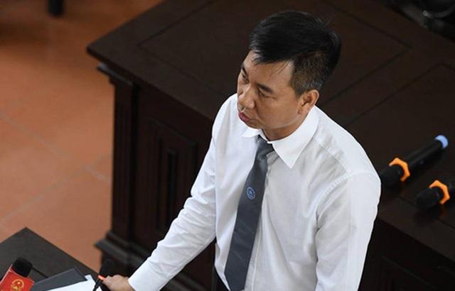 Luật sư Nguyễn Danh Huế.