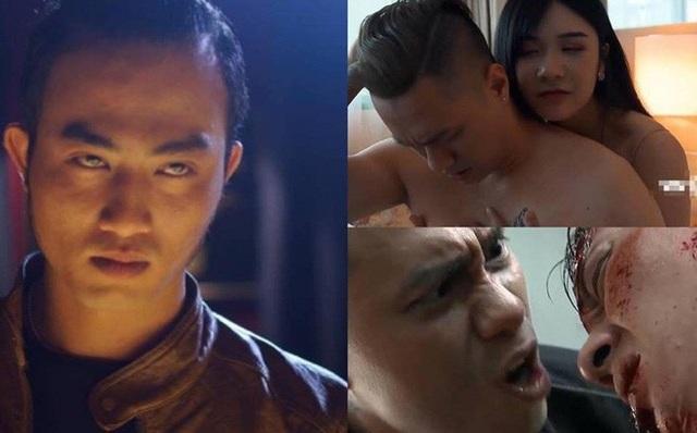 Cảnh nóng, bạo lực, chửi thề... trong phim đã dấy lên những luồng ý kiến trái chiều.