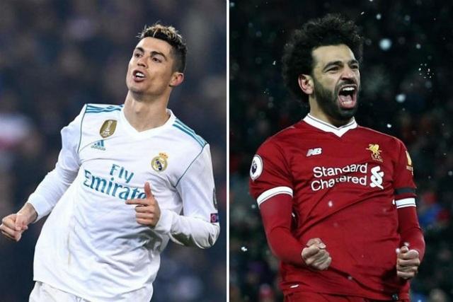 Mohamed Salah và C.Ronaldo đều xứng đáng được vinh danh