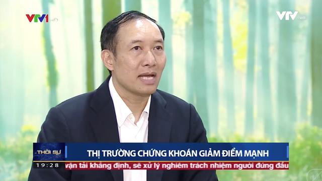 Theo ông Phạm Hồng Sơn, có hơn 90% doanh nghiệp trên hai sàn chứng khoán đang làm ăn tốt
