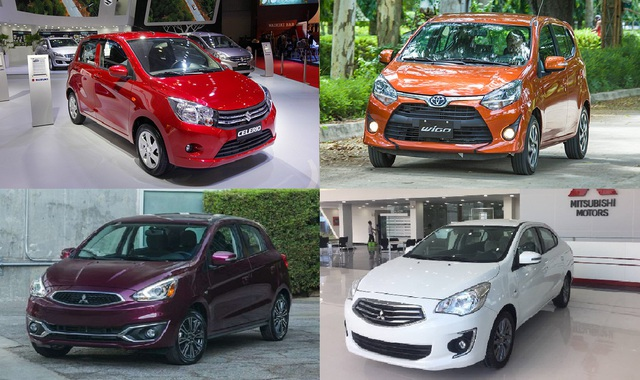 Toyota Wigo, Suzuki Celerio và nhiều mẫu xe khác dự kiến sẽ về nước cuối tháng 6 tới đây