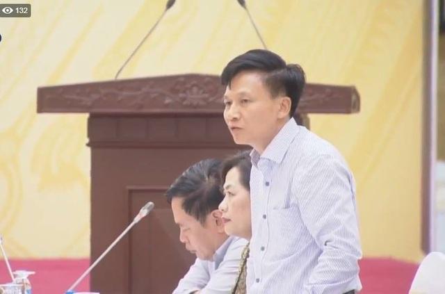 Phó Tổng Thanh tra Chính phủ Bùi Ngọc Lam