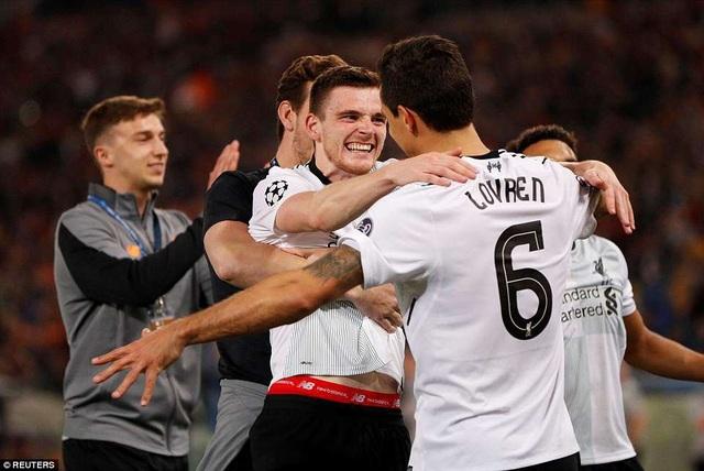 Liverpool lập nhiều kỷ lục sau khi lọt vào chung kết Champions League