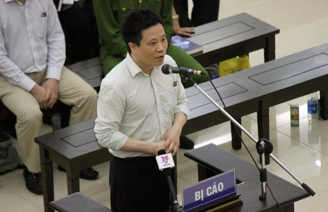 Cựu Chủ tịch Oceanbank Hà Văn Thắm nói lời sau cùng.