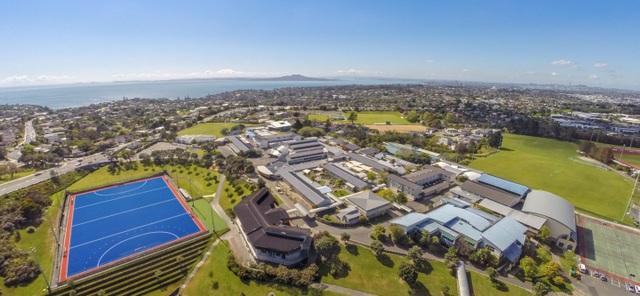 Các trường học ở New Zealand có cơ sở vật chất hiện đại