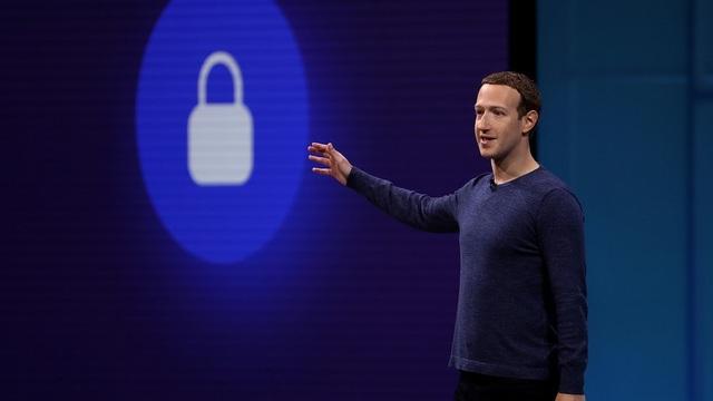 Mark Zuckerberg phát biểu tại Hội nghị F8