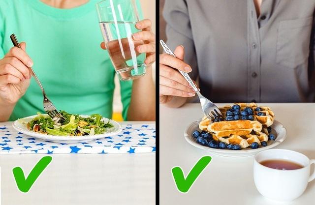 Có nên uống nước trong khi ăn? - 2