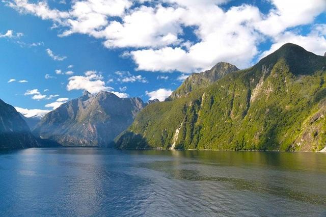 Đất nước New Zealand thanh bình