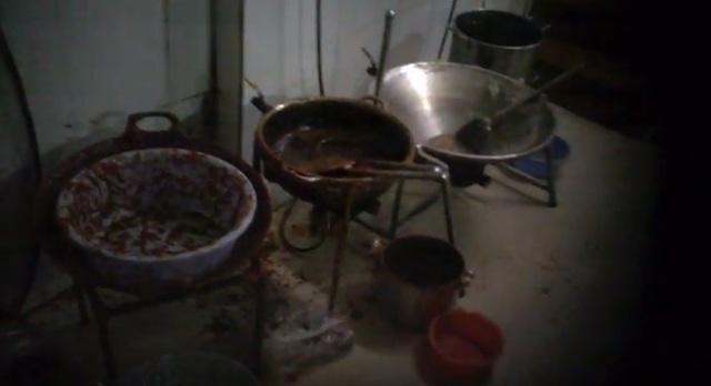 Gốc tích của hàng triệu chiếc bánh rán bẩn mỗi ngày - 2