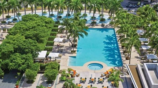 Chuyến phiêu lưu vòng quang thế giới bắt đầu tại Miami