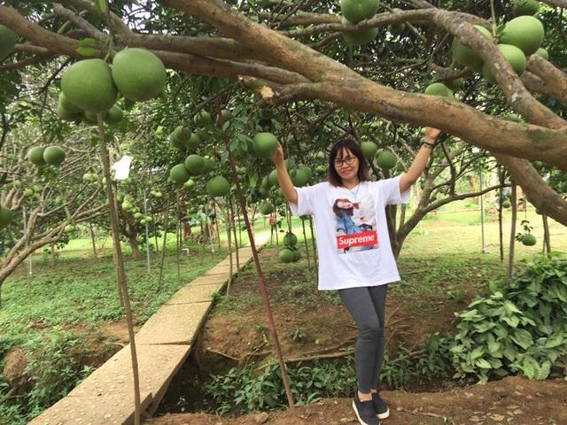 Hè đến rủ nhau về Đồng Nai ghé thăm làng bưởi xanh mướt mát - 3