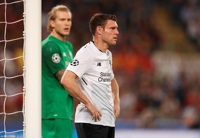 Thánh đen đủi Milner, ở lượt đi cầu thủ này để bóng chạm tay trong vòng cấm địa dẫn tới việc Liverpool chịu phạt đền. Còn lượt về, sai lầm của Lovren khiến anh thành kẻ phản lưới nhà