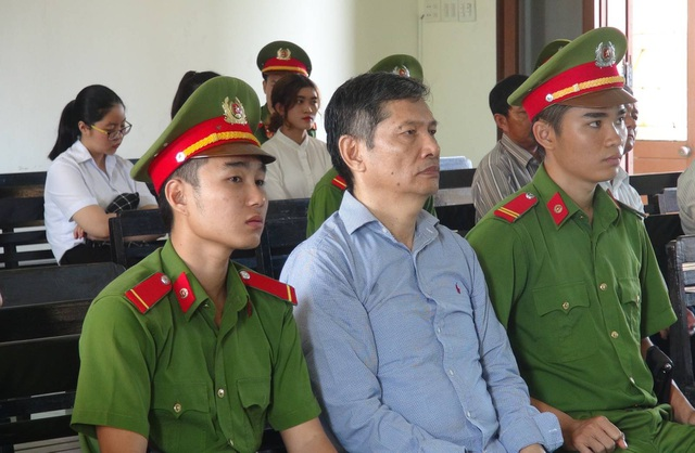 Cựu Chủ tịch HĐQT Tập đoàn Vinashin Phạm Thanh Bình