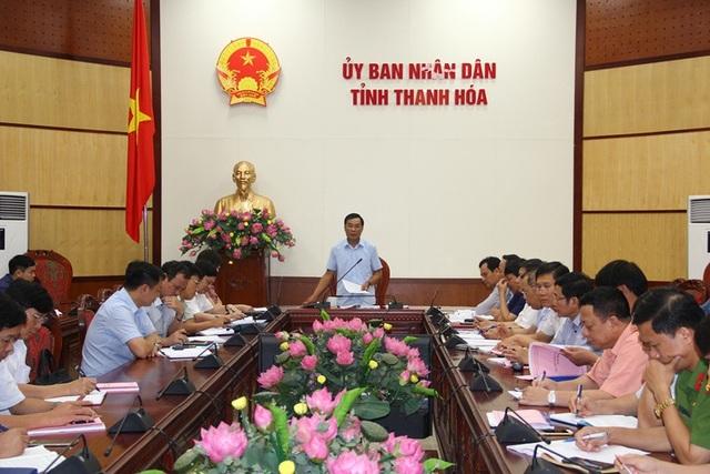 Ông Phạm Đăng Quyền, Phó Chủ tịch UBND tỉnh Thanh Hóa đã có ý kiến chỉ đạo liên quan đến việc Trường THPT Hậu Lộc 2 (huyện Hậu Lộc) không tiếp nhận hồ sơ của học sinh 2 xã thuộc huyện Hoằng Hóa.
