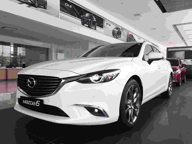 Đối tượng Hải sau khi trộm ô tô Mazda 6 rồi lái thẳng đến bán ở một tiệm salon. (Ảnh minh họa)