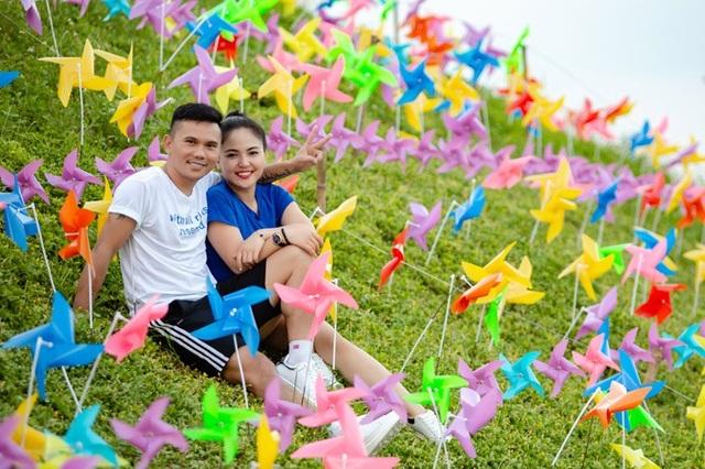 Vợ chồng Anh Tú- Lam Trang