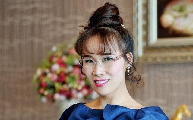 Với khối tài sản 2,7 tỷ USD, bà Nguyễn Thị Phương Thảo - CEO Vietjet Air vẫn là người phụ nữ giàu nhất Việt Nam