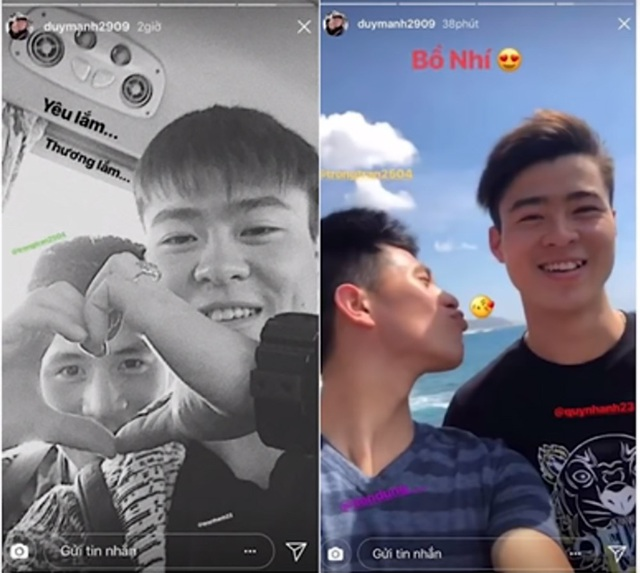 "Hai tuyển thủ U23 Việt Nam bị Hari Won chất vấn chuyện ""yêu nhau"" - 4"