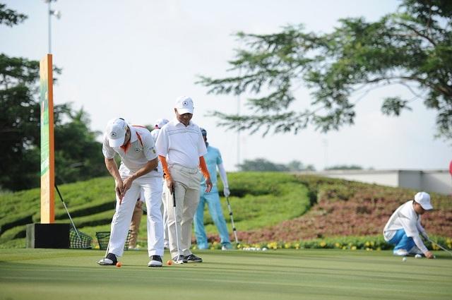 Hơn 40% golfer tham gia MercedesTrophy là chủ các doanh nghiệp trong nước và công ty đa quốc gia