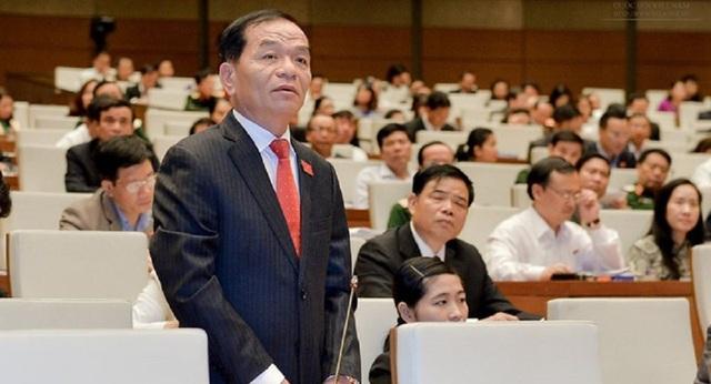Đại biểu Lê Thanh Vân (Cà Mau).