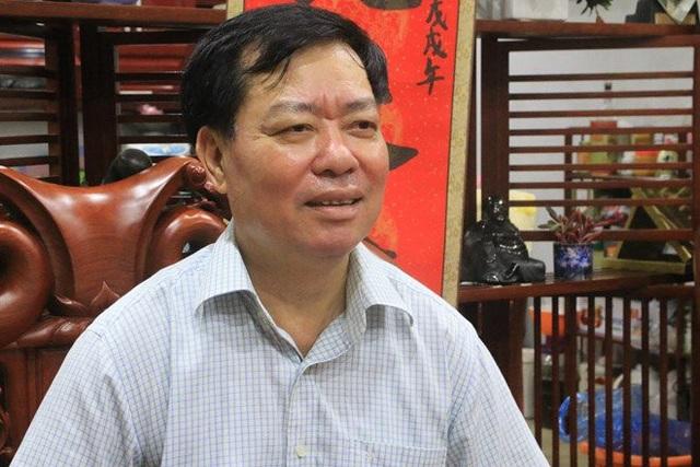 Ông Phạm Minh Huân