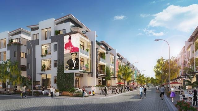 Shop villa Imperia Garden – kênh đầu tư an toàn và sinh lời hiệu quả của giới nhà giàu