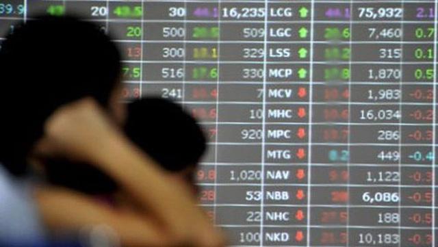 Thị trường chứng khoán đã trải qua những phiên giảm mạnh trong một tháng rưỡi vừa qua