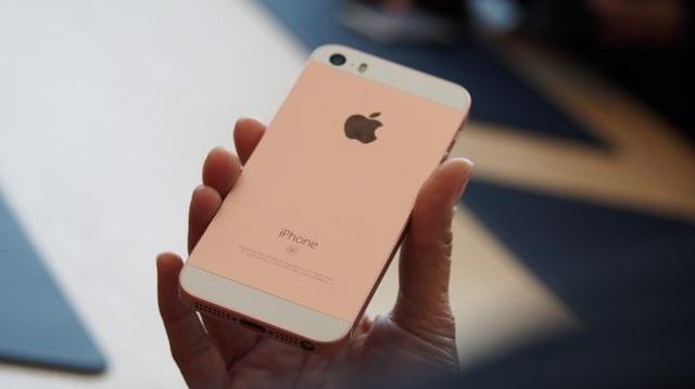 iPhone 5SE cũng đang điều chỉnh giá bán