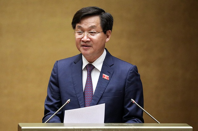 Tổng Thanh tra Lê Minh Khái (Ảnh: Như Phúc)