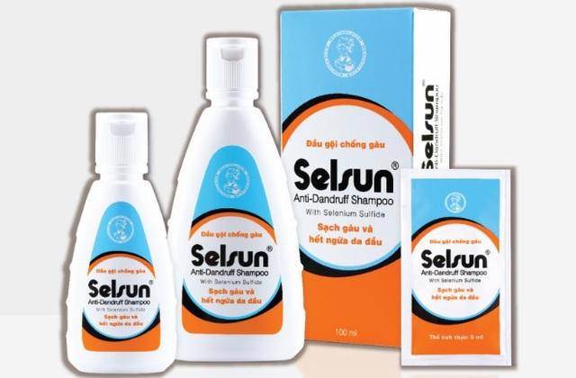 Ngoài ra, dầu gội Selsun còn giúp giảm tiết bã nhờn, ức chế sự phát triển của lớp sừng trên da đầu, mang lại sự chăm sóc đặc biệt dành riêng cho cả nguời bị gàu nặng và gàu nhẹ.
