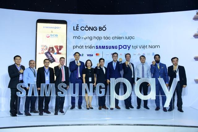 Samsung Pay: Thanh toán di động lên ngôi - 4