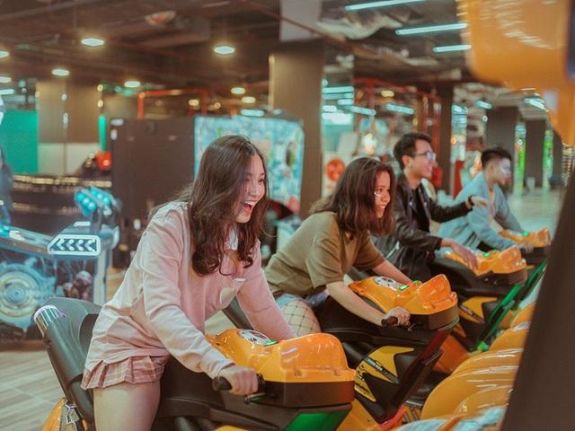 Nhiều hoạt động vui chơi giải trí hấp dẫn tại Dream Games – Vincom Mega Mall Royal City trong hè này