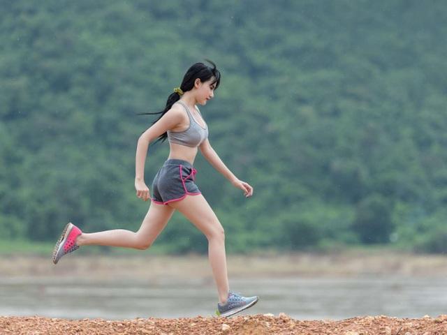 Tập cardio là rất quan trọng để đảm bảo sức khỏe tổng thể.