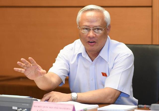 """Phó Chủ tịch Quốc hội Uông Chu Lưu: Cảnh báo về """"cuộc đua xuống đáy"""" không phải không có căn cứ nhưng không phải quá lo lắng về điều đó."""