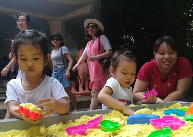 Tổng thời gian nghỉ hè của trẻ mầm non ở TPHCM hơn 1 tháng