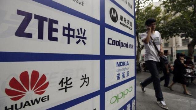 Mỹ cấm điện thoại ZTE và Huawei khỏi các hoạt động quân sự, dù thị phần của 2 hãng này thấp hơn một số khu vực khác, như châu Âu.