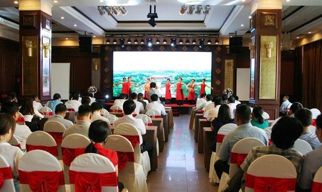 Lễ công bố Bộ nhận diện thương hiệu du lịch tỉnh Thừa Thiên Huế