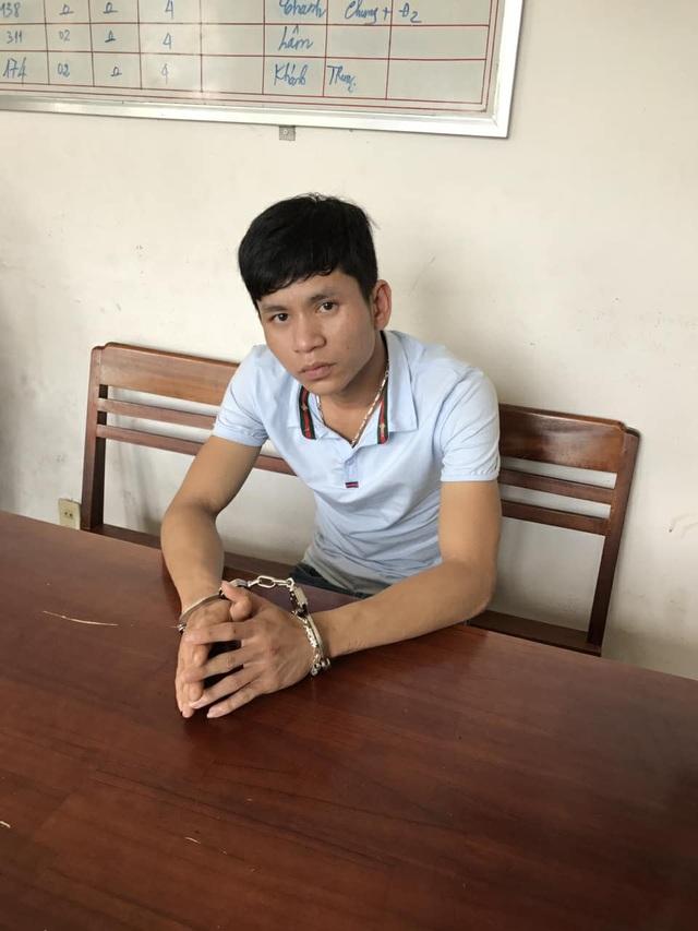 Đối tượng Trần Duy Linh
