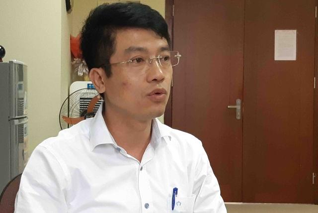 Vụ trưởng Vụ Tiền lương, Bộ Nội vụ Nguyễn Quang Dũng. Ảnh: T.Hằng
