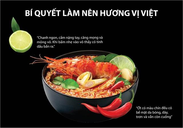 Bí quyết tạo nên hương vị chua cay Việt - 1