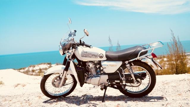 """Nhìn lại hành trình """"Xuống biển, lên rừng"""" cùng SYM Husky 125 Classic sau 1000 km - 5"""