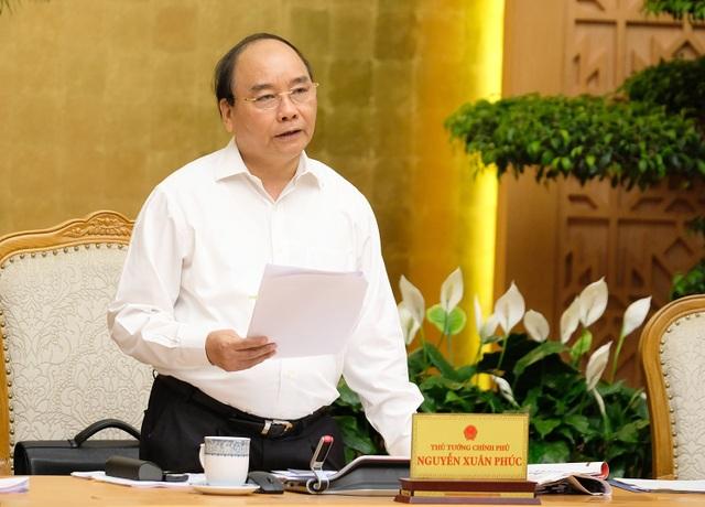 Thủ tướng kết luận phiên họp thường kỳ tháng 4 của Chính phủ