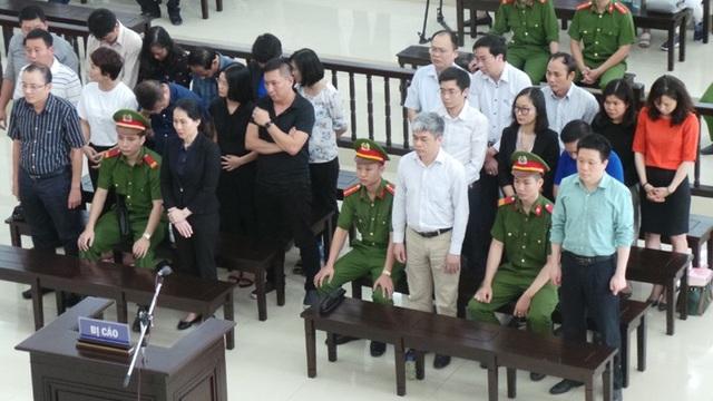 Y án tử hình cựu Tổng Giám đốc Oceanbank Nguyễn Xuân Sơn - 3