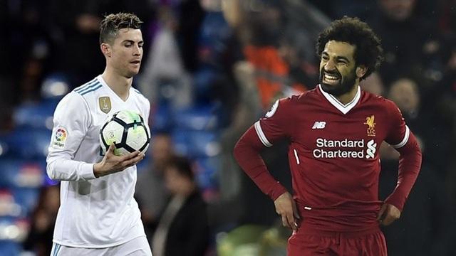 Mohamed Salah không cho rằng trận chung kết Champions League là cuộc đối đầu giữa mình và C.Ronaldo