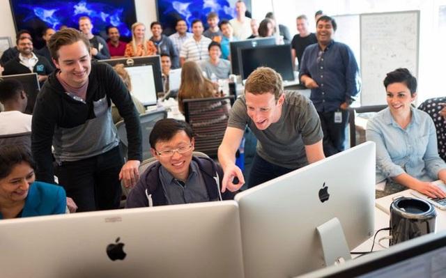 5 công ty có phúc lợi dành cho nhân viên hấp dẫn nhất thế giới - 1